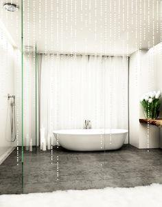 www.mihaela-damian.com    Luxury bathroom interior Clawfoot Bathtub, Bathroom Interior, Architecture Design, Toilets, Luxury, Wall, Bathrooms, Archive, Commercial