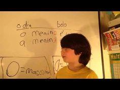 Português de Criança pra Criança - Vídeo 8 - YouTube