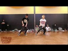 Ian Eastwood ft. Chachi Gonzales :: Fall by Justin Bieber :: Urban Dance Camp
