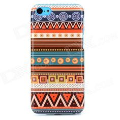 Brand: N/A; Quantity: 1 Piece; Color: Multicolored; Material: TPU; Type: Back Cases; Compatible Models: Iphone 5C; Other Features: No off-smell and wearproof; Packing List: 1 x Case; http://j.mp/1ljU6b8