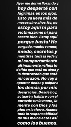 Anuel Aa Quotes, Im Sorry Quotes, Long Love Quotes, My Life Quotes, Pretty Quotes, Mood Quotes, True Quotes, Spanish Inspirational Quotes, Sad Texts