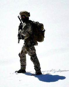 Funny how so many have know clue it snows in Afghanistan.  It does. And it sucks.