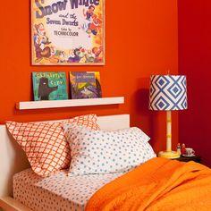 17 ways to decorate with orange