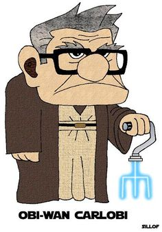 Pixar Star Wars [Mashup] Geek in Heels | Geek in Heels
