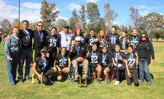 Raiders de Aguascalientes campeones del torneo de Tocho Bandera Municipal ~ Ags Sports