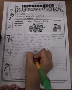 Critical Thinking Activities for Fast Finishers and Beyond   Scholastic.com (includes a research activity)