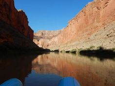 Nature offers the peace that we are all looking for. Not to mention some fun too! Western River Trip Review