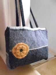 Image result for knit felted bag pattern