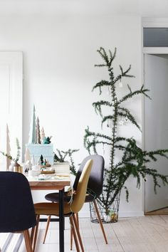 Scandinavian Christmas Decoration | Eenig Wonen