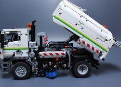 LEGO Ideas - Street Sweeper