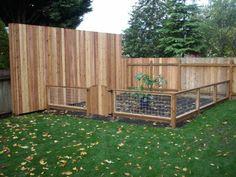 95 id es pour la cl ture de jardin palissade mur et brise vue - Cloture jardin chien dijon ...