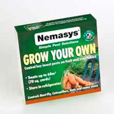 Nemasys 'Grow Your Own' Multiple Pest Killer - Suttons Seeds and Plants