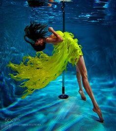 Танец под водой by 89205537525
