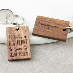 Best Teacher Ever Keyring Gift | Create Gift Love £8  A beautiful fun and quirky keyring perfect for the best teacher ever. Perfect for any occasion including the last day of term, Birthday, Christmas or just because.  http://www.creategiftlove.co.uk/collections/personalised-keyrings/products/personalised-teacher-thank-you-keyring  #keyring #teachergifts #personalised #creategiftlove