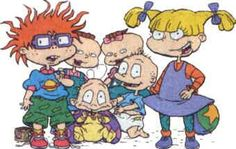 Rugrats 90s tv show...ultimate fav!! :D