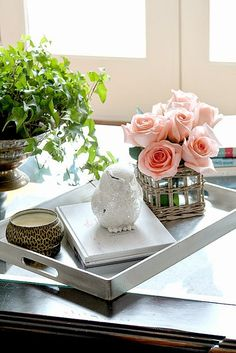 Top This Top That: Use What You Have To Create A Beautiful Space...... Starting Today