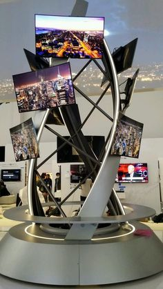MDLab - Munich Design and Architecture - #MDLab Samsung Ultra HD Television at #CES2014 Via Twitter @SamsungCanada