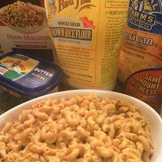 Clean 21 day fix MAC n cheese