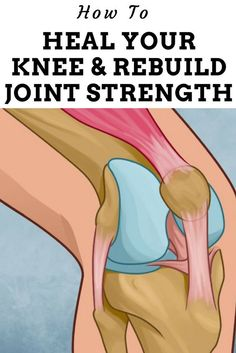 How to heel your knee and rebuild joint strength. When SHTF you will need to be as mobile as possible so check out these exercises and supplements to keep you prepared!