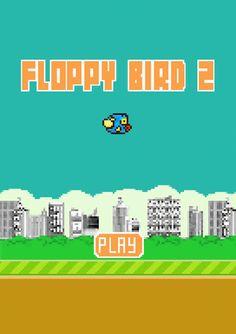 FLOPPY BIRD 2 #gamesapp https://play.google.com/store/apps/details?id=net.ramglobal.floppybird2