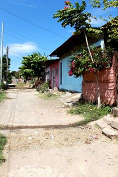 Nicaragua - a good source says this is one of her favorite places. I must check it out!