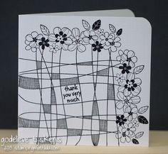 StampingMathilda: Black & White - 159