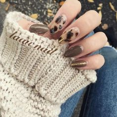Happy Stars Shine The Brightest -{ Maybeanothername }× May Nails, Hair And Nails, Winter Nails, Summer Nails, Cute Nails, Pretty Nails, French Nails, Leopard Nails, Japanese Nails