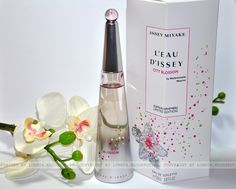 Totally in love with the new L'Eau d'Issey from Issey Miyake ♥