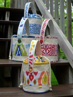 ikat bag: June 2013