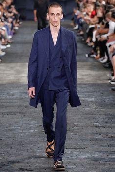 Maison Margiela Spring 2016 Menswear Fashion Show