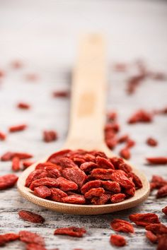Check out Goji berries by Grafvision photography on Creative Market