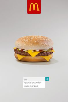 McDonald's Products Are So Popular, They Autocomplete Themselves | Adweek