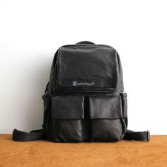 Black Leather Laptop Backpack Leather Backpack Material: Leather Color: Black Size: cm Gender: Unisex Related leather backpacks:Light Laptop Backpack Ladies Backpack Bags, Leather Laptop Backpack, Best Bags, Fashion Bags, Women's Fashion, School Backpacks, Black Leather, Leather Bags, Travel Bag