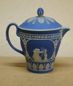 Jasper Milk Jug, England (made) France, 1780s, Wedgwood & Sons,
