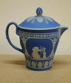 Jasper Milk Jug, 1780s, Wedgwood & Sons,
