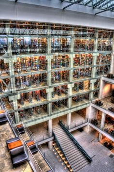 Oxley Thompson Library, Ohio State University