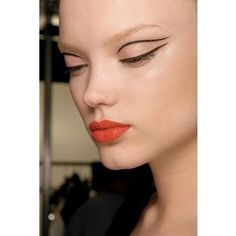 catwalk makeup - Google Search