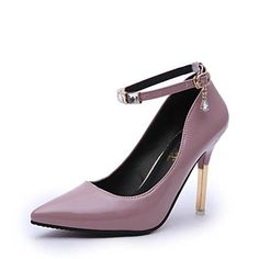 Women's Shoes Patent Leather Stiletto Heel Heels Pumps/Heels Office & Career/Party & Evening/Dress More Color available – USD $ 22.99