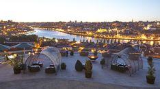 Porto ou Gaia? Seis esplanadas para olhar o Douro - Boa Cama Boa Mesa