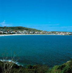 Playa de #Laxe en la #CostaDaMorte #Galicia #ACoruña #SienteGalicia