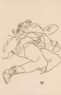 "dappledwithshadow: "" Egon Schiele """