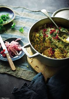 Joe Wicks special: Ginger chicken biryani  | Daily Mail Online