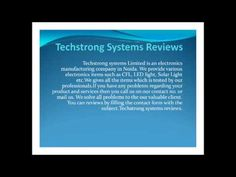 We at Techstrong systems solve all problems to the our valuable client. You can reviews by filling the contact form with the subject.
