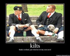 Scottish Guys in Kilts | indecent exposure