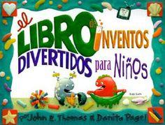 El Libro de Inventos Divertidos Para Niños. Ebook gratuito en pdf para descargar.