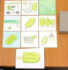 Popsicle panels for design - Jessie Vittoria