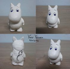 Moomin by Yanir-Yehuda