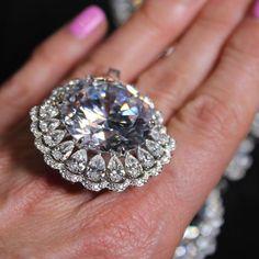 From the Kalahari Diamond - D color 50 Carats!