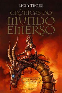 A Missao De Senar –  Cronicas Do Mundo Emerso – Vol 2 – Licia Troisi