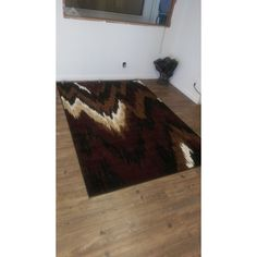 Multi Rug Power Loomed with Jute Backing